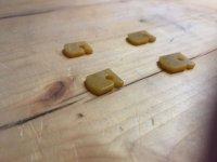 Kiteline V2 spare rubbers